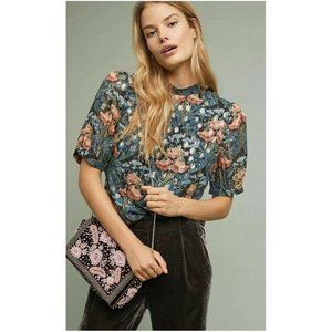 Anthropologie Meadow Rue Basilique blouse